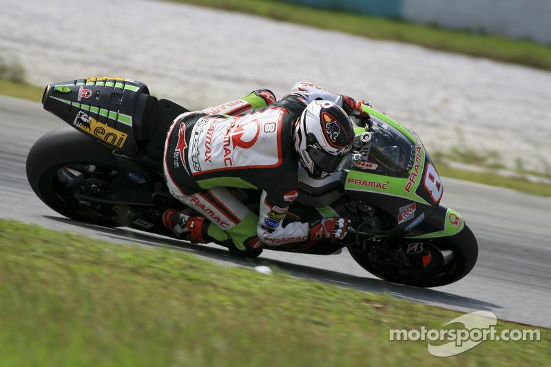 Pramac Racing Jerez test day 2 report