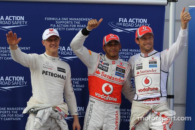 Pirelli Malaysian GP - Sepang qualifying report