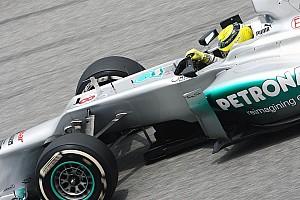 Formula 1 Mercedes Malaysian GP - Sepang qualifying report