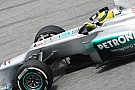 Mercedes Malaysian GP - Sepang qualifying report