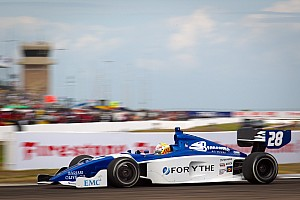 Indy Lights Bryan Herta Autosport St. Pete race report