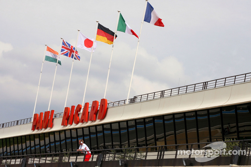 No French GP return announcement yet - report
