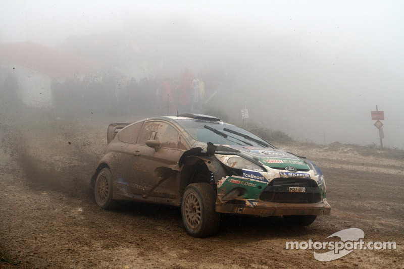 Ford Rally de Portugal leg 2 summary