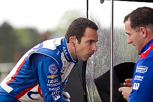 IndyCar Chevy teams Birmingham qualifying notes, quotes