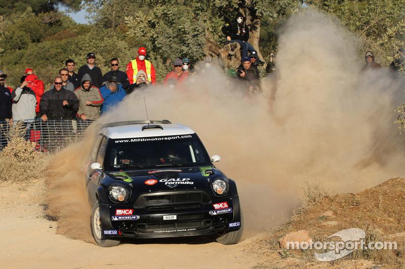 Team MINI Portugal Rally de Portugal leg 3 summary