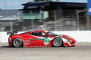 WEC AF Corse Sebring race report