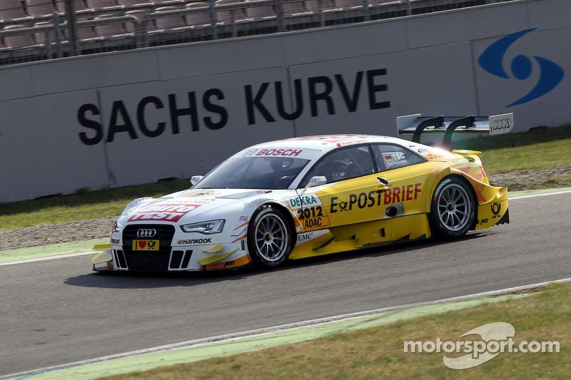 Audi 3 week countdown to 2012 season kickoff