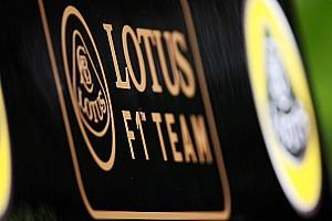 Formula 1 Lotus to keep F1 name until at least 2017