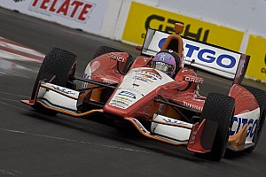 IndyCar KV Racing Long Beach qualifying report
