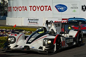 ALMS Michelin Long Beach race report
