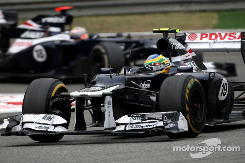 Barrichello takes credit for Williams surge