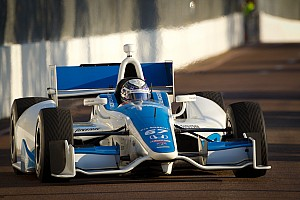 IndyCar Sarah Fisher Hartman Racing Sao Paulo qualifying report