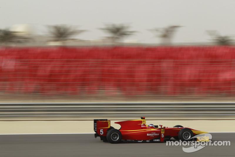 Racing Engineering Bahrain II qualifying report