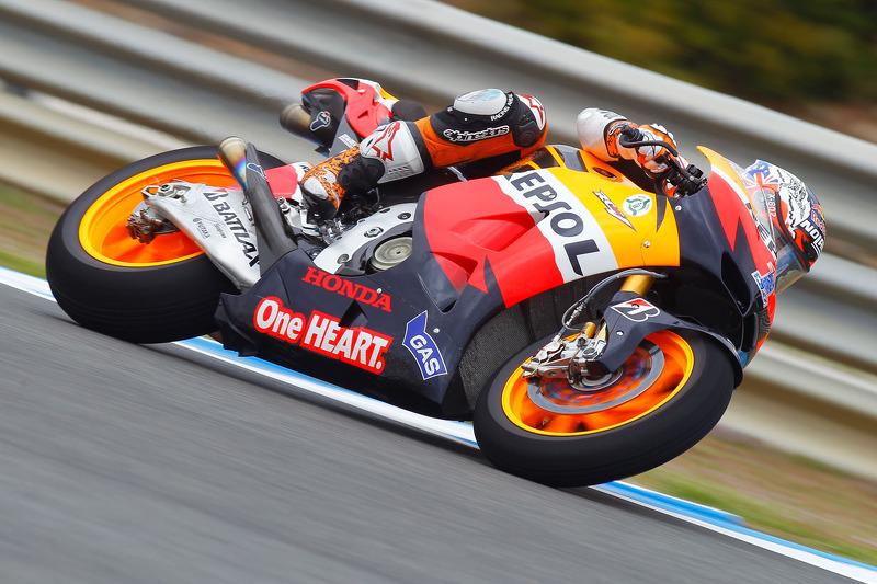 Repsol Honda Spanish GP qualifying report