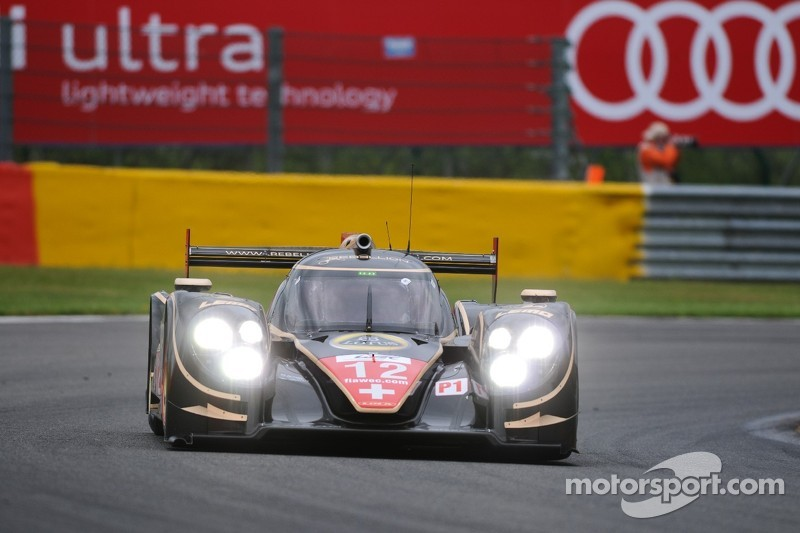 REBELLION Racing 6 Hours of Spa qualifying report