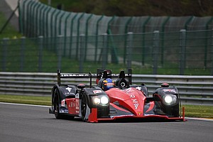 WEC JRM Racing 6 Hours of Spa qualifying report