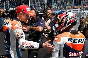 MotoGP Repsol Honda Portuguese GP qualifying report