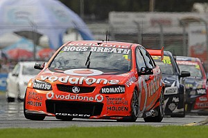 Supercars Whincup takes double pole for Sunday races at Perth