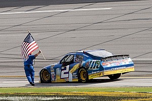 NASCAR Cup Keselowski wins at Talladega for sixth career cup victory