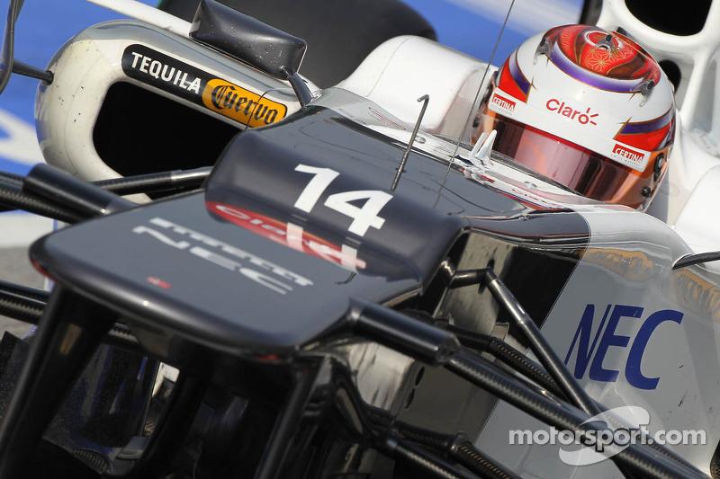 Sauber confident of strong Spanish GP performance