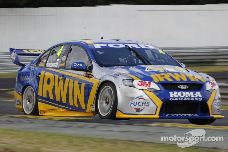 IRWIN Racing Perth Sunday report