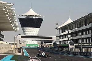Formula 1 Abu Dhabi criticises young driver test shakeup