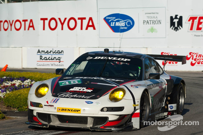 Paul Miller Racing looks to be strong at Laguna Seca