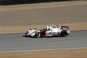 ALMS Series Laguna Seca qualifying report