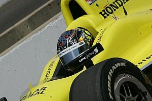 IndyCar SFHR Indy 500 practice day 6 report