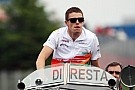 Di Resta 'on radar' before Schu's Merc talks