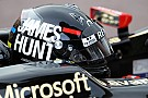 Raikkonen wears James Hunt helmet in Monaco