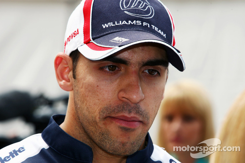 Stewards considered excluding Maldonado - Mansell