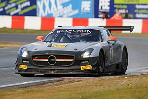 Endurance Race report GT3 Europe: Heico Mercedes crews score a win apiece at Navarra