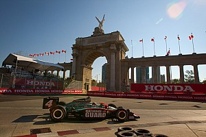 IndyCar Track construction starts for Honda Indy Toronto