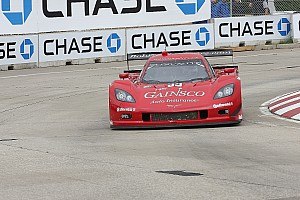 Grand-Am Fogarty leads DP qualifying, Cosmo on GT pole in Belle Isle