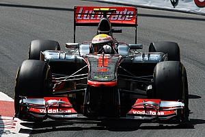Formula 1 Hamilton sets sail to own both practices on Friday in Montreal