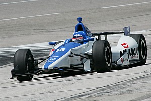 IndyCar Takuma Sato earns best qualifying position of the season at Texas