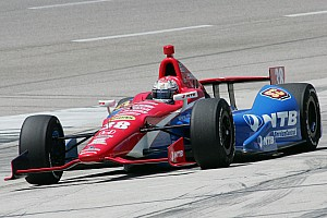 IndyCar Rahal scores season-best finish at Texas Motor Speedway