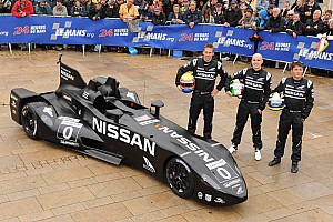 Le Mans Nissan DeltaWing passes more tests before Le Mans debut