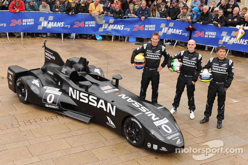 Nissan DeltaWing passes more tests before Le Mans debut