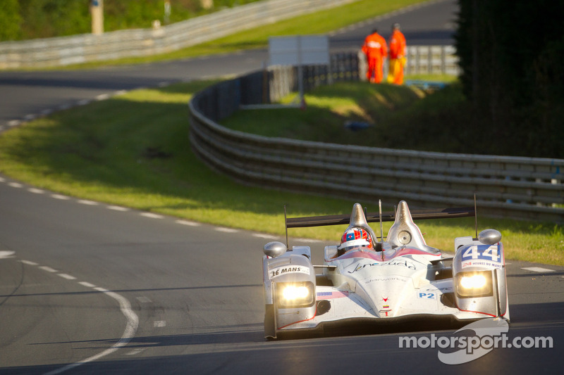 Starworks wins Le Mans LMP2 for HPD