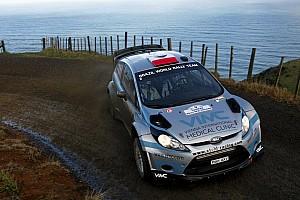 WRC Leg report Stohl edges closer a top 10 position after New Zealand's opening leg