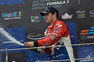BF3 Race report Jack Harvey goes wire-to-wire in Brands Hatch victory