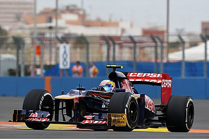 Vergne to pay own fine after Valencia crash