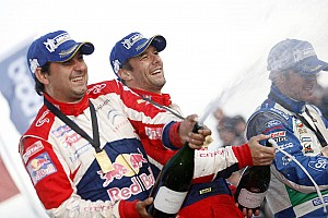 WRC Leg report A third one-two in a row for Citroen