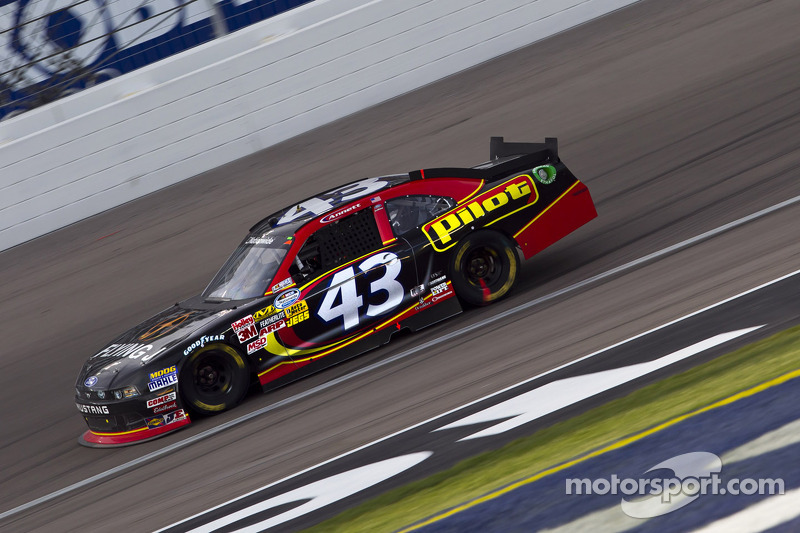 Annett considers Kentucky to be a fun track