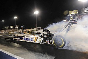 NHRA Qualifying report Force, Brown, Johnson and Arana Sr. lead qualifying Friday at Route 66 in Joliet