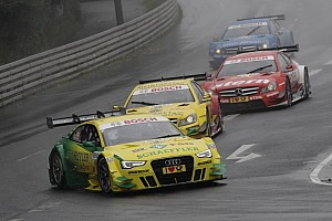 DTM Race report Great disappointment for Audi at home round