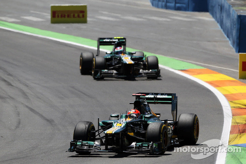 Caterham's drivers ready for British GP challenge
