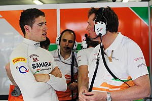 Formula 1 Breaking news Di Resta spokesman confirms Hamilton split